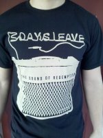 3 Days Leave T-Shirt - Amped Up