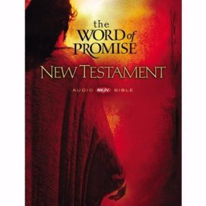 Audiobook NKJV Word Of Promise New Testament Audio Bible 20 CD S