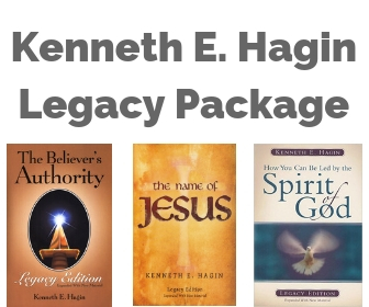 Kenneth E Hagin Legacy Package