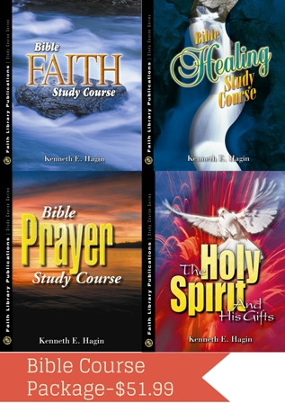 Kenneth Hagin Bible Course Package