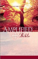 Amplified Bible Large Print (Revised) Hardcover