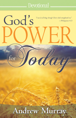 God's Power For Today (365 Day Devotional)