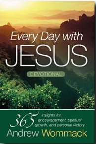 Every Day with Jesus Devotional by Andrew Wommack