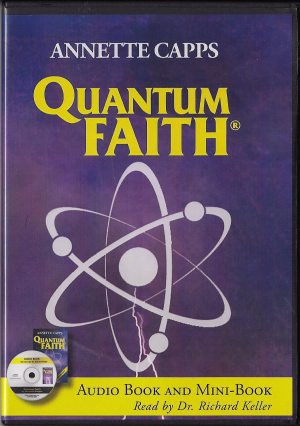 Quantum Faith Audio Book CD w/Mini Book