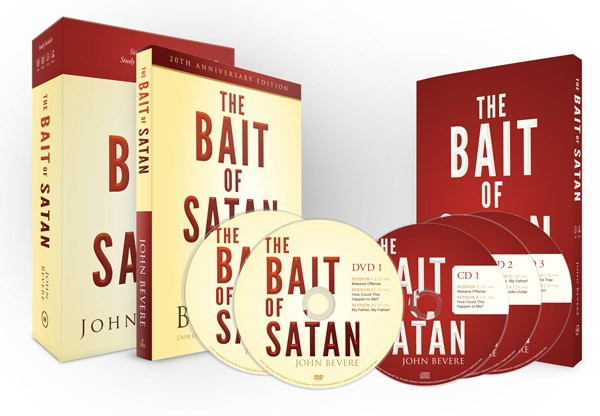 John bevere books ministry helps the bait of satan small group curriculum kit fandeluxe Gallery