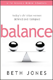 Balance by Beth Jones