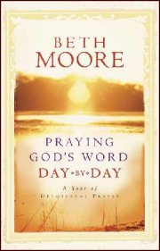 Praying God's Word Day By Day Devotional