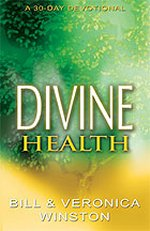 Divine Health by Bill & Veronica Winston