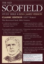 Old Scofield Study Bible KJV Classic Edition