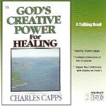 God's Creative Power For Healing CD by Charles Capps