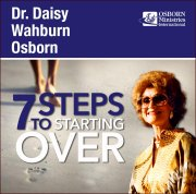 Seven Steps to Starting Over CD