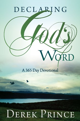 Declaring Gods Word Devotional