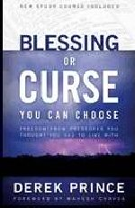 Blessing Or Curse w/SG by Derek Prince
