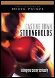 Casting Down Strongholds Single CD