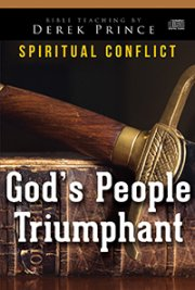 God's People Triumphant (Spiritual Conflict Series) CD Series