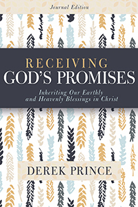 Receiving God's Promises (Journal Edition)