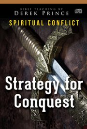 Strategy For Conquest (Spiritual Conflict Series) CD Series