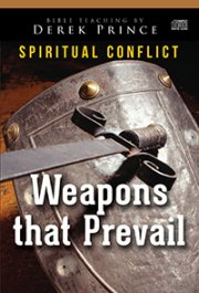 Weapons That Prevail (Spiritual Conflict Series) CD Series