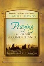 Praying for Your Second Chance by Elmer Towns