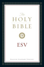 ESV Version Bible