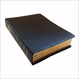 ESV Thompson Chain Reference Bible Genuine Leather