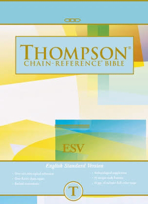 ESV Thompson Chain Reference Bibles