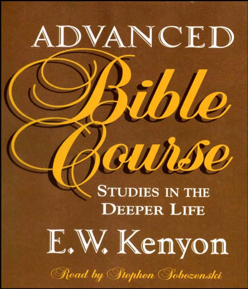 Advanced Bible Course CD Set