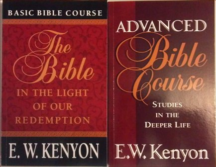 EW Kenyon Bible Course Package by EW Kenyon