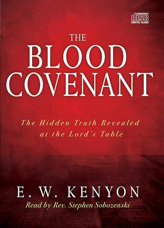 The Blood Covenant CD Set