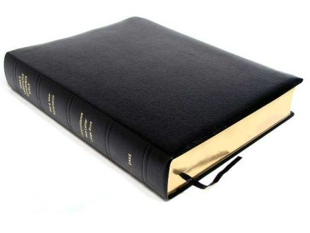 Dake Bible Large Print Bonded Black