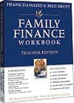Family Finance Workbook Teacher Edition by Frank Damazio