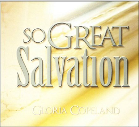 So Great Salvation CD