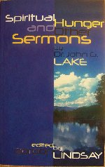 Spiritual Hunger and Other Sermons