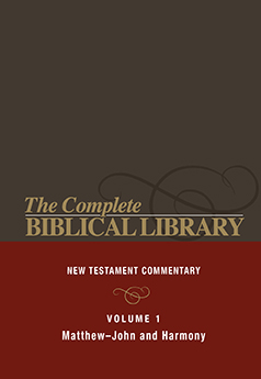 The Complete Biblical Library Vol. 1 NT Commentary
