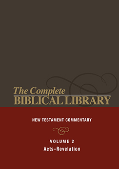 The Complete Biblical Library Vol. 2 NT Commentary