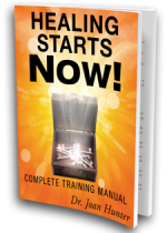 Healing Starts Now Complete Training Manual by Joan Hunter