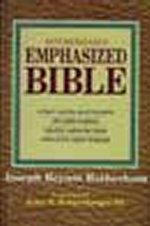 Emphasized Bible Hardcover
