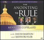 The Anointing to Rule CD