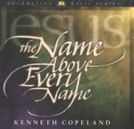 Jesus- The Name Above Every Name CD by Kenneth Copeland