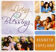 Living in the Blessings CD by Kenneth Copeland