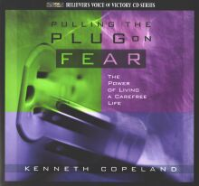 Pulling The Plug on Fear CD