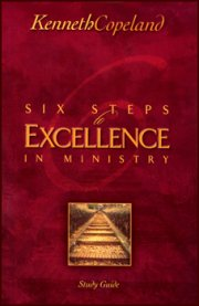 Six Steps to Excellence in Ministry Study Guide