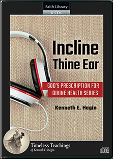 Incline Thine Ear CD Series