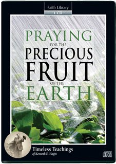 Praying for the Precious Fruit of the Earth CD