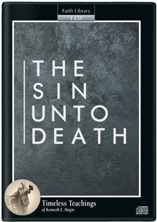 The Sin Unto Death CD