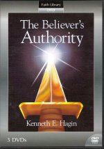 The Believer's Authority DVD