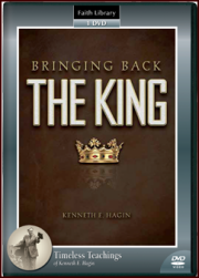 Bringing Back the King DVD