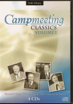 Campmeeting Classics Vol 1 CD Series