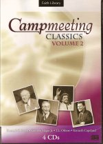 Campmeeting Classics Vol 2 CD Series