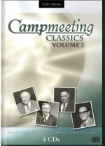 Campmeeting Classics Vol 3 CD Series